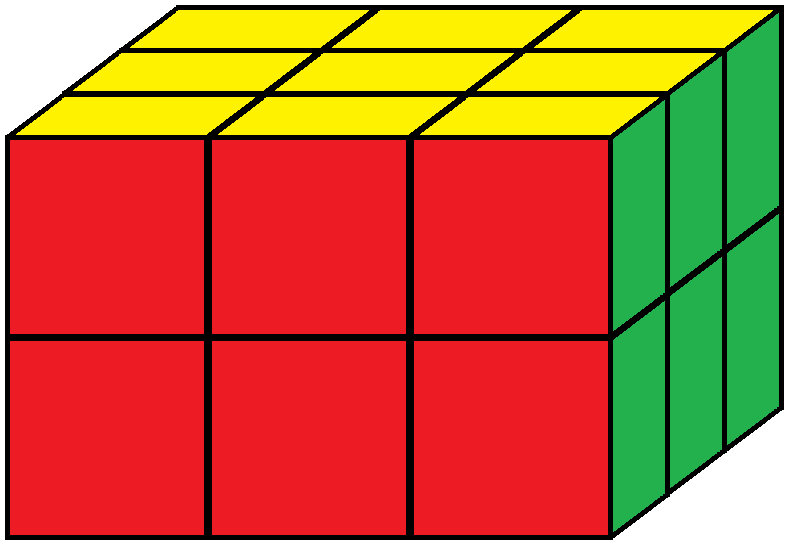 Aim of step 3 of how to solve the Domino cube