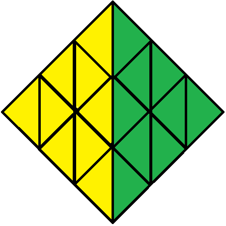 Aim of step 3 of how to solve the Pyraminx