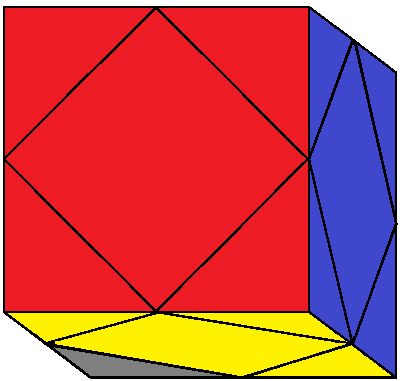 BLD turn of the Skewb