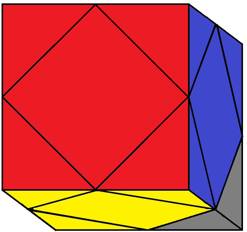 FLD turn of the Skewb