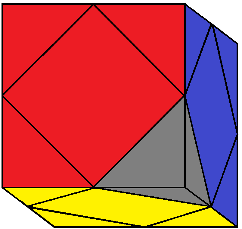 FRD turn point of the Skewb